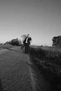 Sacha Korn: Aufnahmen zu seinem neuen Album / Foto: Sacha Korn
