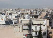 Athen im Dezember 2014. 6 © Karin Lachmann
