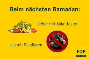 Mit Salat fasten / Quelle: Hasso Mansfeld