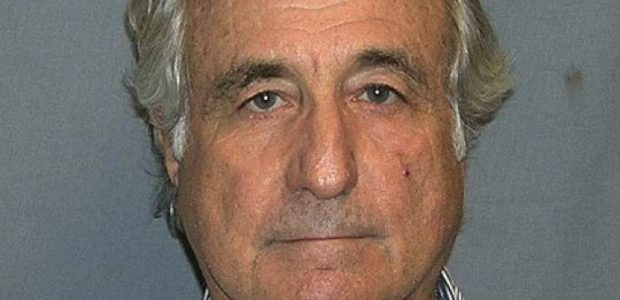 Bernie Madoff /By U.S. Department of Justice [Public domain], via Wikimedia Commons; https://commons.wikimedia.org/wiki/File%3ABernardMadoff.jpg