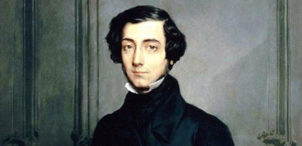 Alexis de Tocqueville / Quelle: Théodore Chassériau [Public domain], via Wikimedia Commons; https://commons.wikimedia.org/wiki/File%3AAlexis_de_tocqueville.jpg