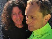 Karin und Guenther Lachmann Bremen Halbmarathon 2018 © GEOLITICO