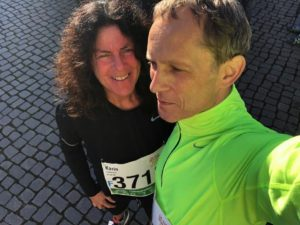 Karin und Guenther Lachmann Halbmarathon Bremen © GEOLITICO