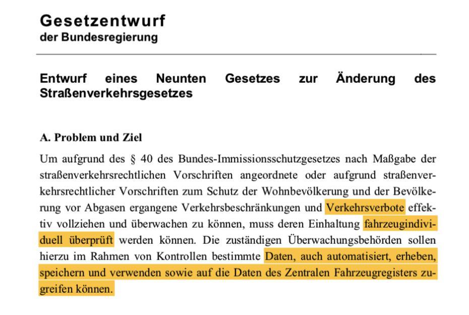 Ausriss aus dem Gesetzestext / Quelle: https://www.bundesrat.de/SharedDocs/drucksachen/2018/0501-0600/574-18.pdf?__blob=publicationFile&v=1