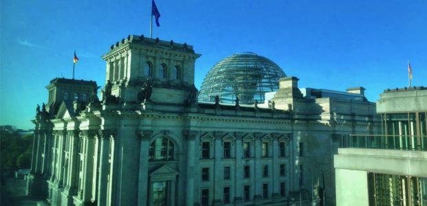 Deutscher Bundestag © GEOLITICO