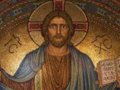 Jesus Christus / Quelle: Pixabay, lizenezfreie Bilder, open library: https://pixabay.com/de/photos/christus-jesus-religion-mosaik-898330/