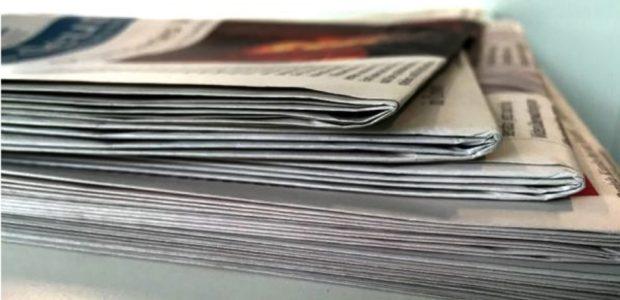 Zeitungsstapel / © GEOLITICO