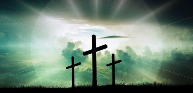 Glaube, Religion und Kirche / Quelle: Pixabay, lizenezfreie Bilder, open library: https://pixabay.com/de/photos/kreuz-christus-glaube-gott-jesus-2713356/, geralt