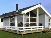 Ferienhaus Daenemark / Quelle: Pixabay, lizenezfreie Bilder, open libnrary: monika 1607, https://pixabay.com/de/photos/ferienhaus-skandinavisches-ferienhaus-3322326/