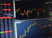 Langsame Erholung der Aktienmärkte. Quelle: Pixabay, lizenezfreie Bilder, open library: https://pixabay.com/de/photos/chart-trading-kurse-forex-analyse-1905225/
