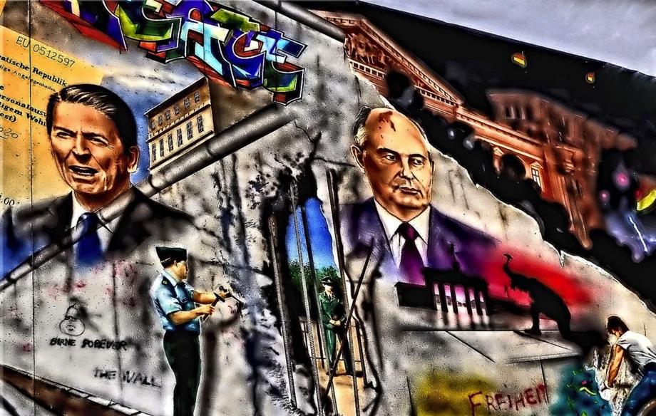 Gorbatschow Reagan / Quelle: Pixabay, liznenzfreie Bilder, open library: 4536207; https://pixabay.com/de/photos/ronald-reagan-2472696/