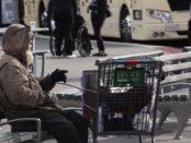 Obdachloser / Quelle: Pixabay, lizenzfreie Bilder, open library: https://pixabay.com/de/photos/menschen-obdachlose-homeless-usa-4606605/