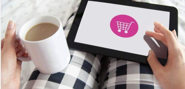 Online Handel / Quelle: Pixabay, lizenzfreie Bilder, open library: https://pixabay.com/de/photos/shopping-einkaufen-online-4000414/