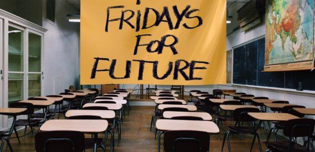 Klima / Fridays For Future / Quelle: Pixabay, lizenzfreie Bilder, open librtary: geralt; https://pixabay.com/de/photos/klimastreik-schulstreik-schule-4113372/