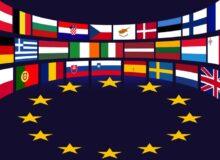Bundestag / Laender EU / Quelle: Pixabay, lizenzfreie Bilder, open library: GDJ; https://pixabay.com/de/vectors/europ%C3%A4ischen-union-fahnen-sterne-eu-1328255/