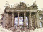 Der Reichstag / Quelle: Pixabay, lizenezfreie Bilder und Grafiken; ArtTower: https://pixabay.com/de/illustrations/architektur-berlin-geb%C3%A4ude-spalten-5079665/