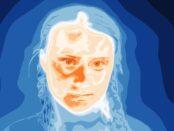 Greta Thunberg / Quelle: Pixabay, lizenezfreie Bilder und Grafiken, open library; tiburi: https://pixabay.com/de/vectors/karte-design-erde-geographie-4695145/
