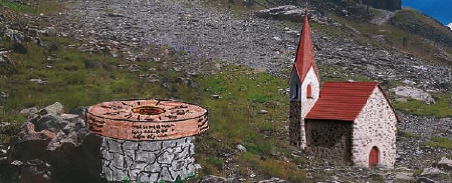 Mittelpunkt des historischen Tirol / Foto: SHB/SSB