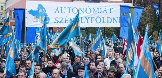 Die Székler, Bevölkerungsgruppe im Osten Siebenbürgens im Zentrum Rumäniens / Foto RMDSz