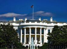 Das Weiße Haus in Washington / Quelle: Pixabay, lizenzfreie Bilder, open library; 12019: https://pixabay.com/de/photos/das-wei%C3%9Fe-haus-washington-dc-1623005/