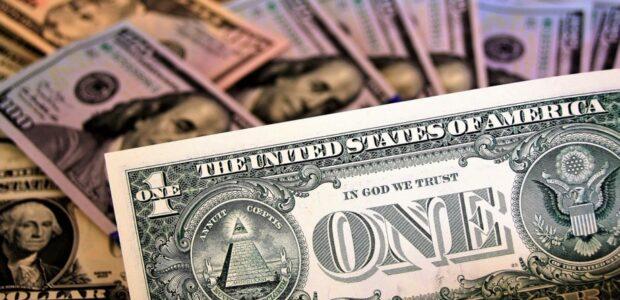 Inflationsstrategie: Fed setzt die lockere Geldpolitik fort /Dollar / Geld / Quelle: Picxabay, lizenzfreie Bilder, open library: pasja 1000: https://pixabay.com/de/photos/eine-der-dollar-w%C3%A4hrung-finanzen-3125379/