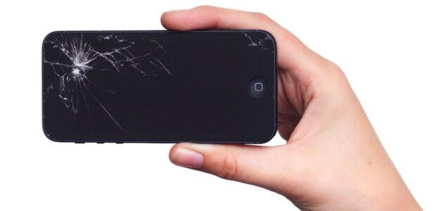 Besonders bei iPhone gehen Bruchschäden schnell ins Geld! / Quelle: Pixabay, lizenzfreie Bilder, open library; philippzurawski: https://pixabay.com/de/photos/apple-iphone-display-schaden-1120731/