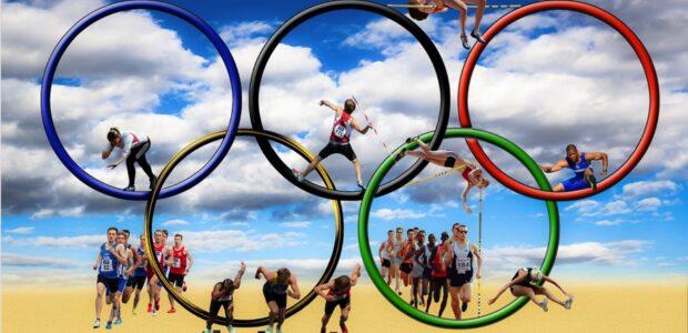 Olympischen Spiele / Quelle: Pixabay, lizenezfreie Bilder, open library; blende12: https://pixabay.com/de/illustrations/olympia-olympische-spiele-olympiade-1535219/