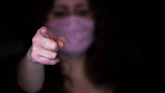 #allesdichtmachen / Stigmatisierung / Quelle: Pixabay. lizenzfreie Bilder, open library: Atlantios; https://pixabay.com/de/photos/coronavirus-covid-19-pandemie-5029311/