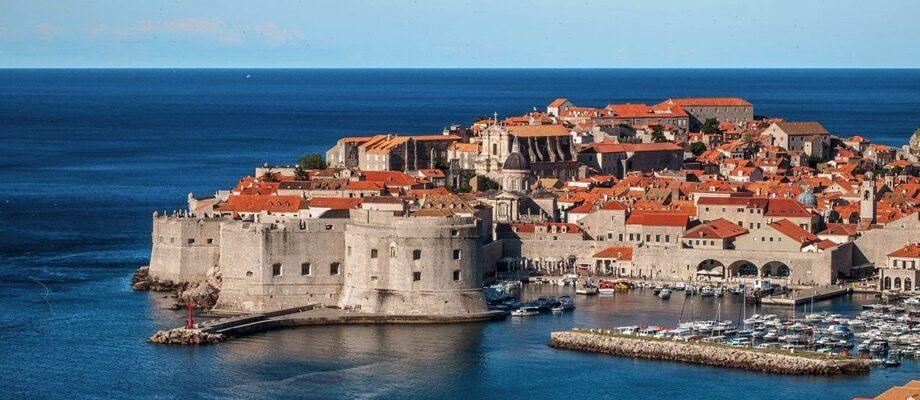 Kroatien / Dubrovnik / Quelle: Pixabay, lizenzfreie Bilder, open library: fjaka; https://pixabay.com/de/photos/dubrovnik-kroatien-kings-landing-512798/