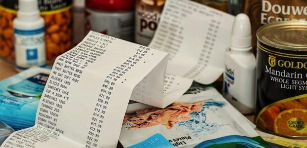 Inflation / Kasse Supermarkt / Rechnung / Quelle: Pixabay, lizenzfreie Bilder, open library: stevepb: https://pixabay.com/de/photos/einkaufen-ausgaben-bis-schlupf-kauf-879498/