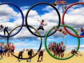 Olympische Sommerspiele / Quelle: Pixabay, lizenzfreie Bilder, open library: blende12; https://pixabay.com/de/illustrations/olympia-olympische-spiele-olympiade-1535219/