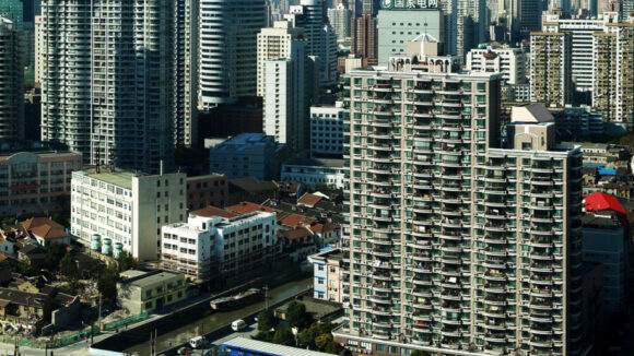 China / Shanghai / Gebaeude / Quelle: Pixabay, lizenzfreie Bilder, open library: Peggy_Marco; https://pixabay.com/de/photos/panorama-shanghai-gro%c3%9fstadt-china-1046702/