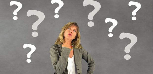 Vergleichsportale helfen bei der Entscheidungsfindung. / Quelle: Pixabay, lizenzfreie Bilder, open librarty: Sophieja23; https://pixabay.com/de/photos/frau-fragezeichen-person-687560/
